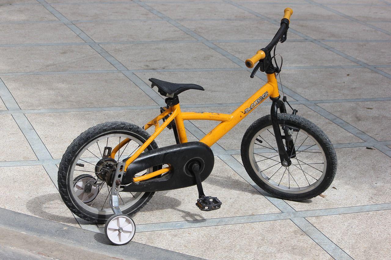 Co musi posiadać dobry rower dziecięcy?