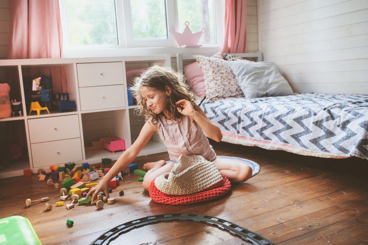 Jak wybrać pościel do pokoju dziecięcego?