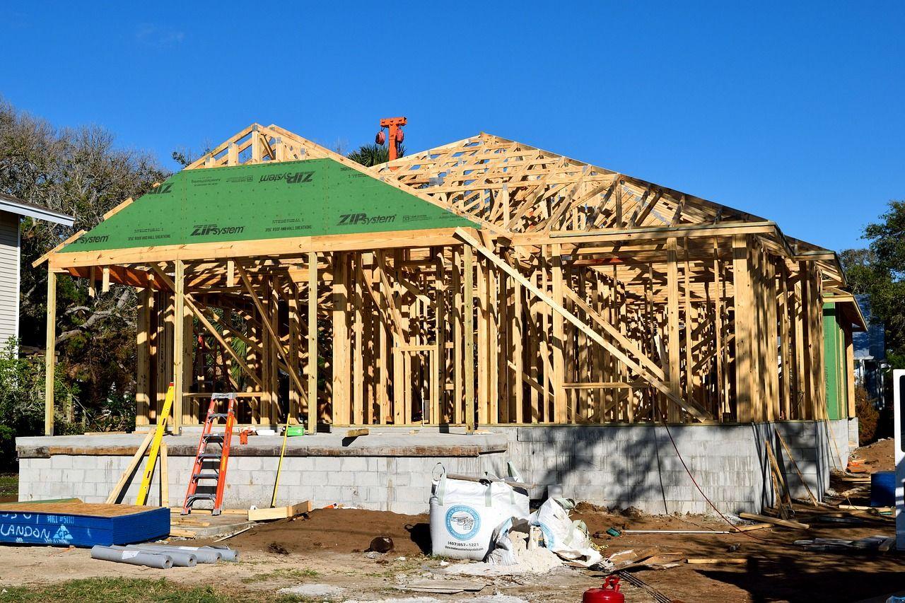Konstrukcje drewniane używane w budownictwie