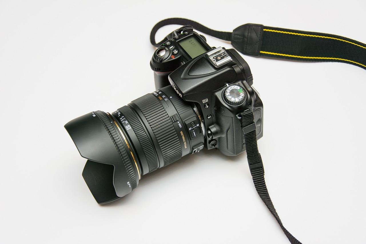 Sprzęt dla profesjonalnego fotografa