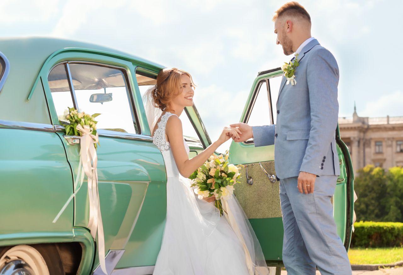 Jakim samochodem pojechać latem do ślubu?