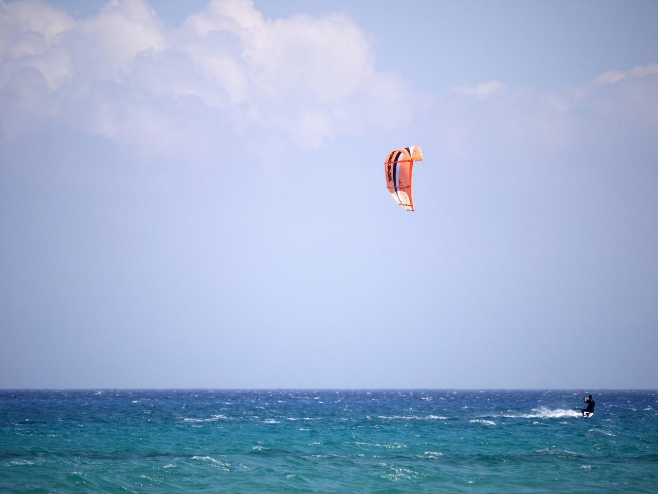 Na czym polega kitesurfing?