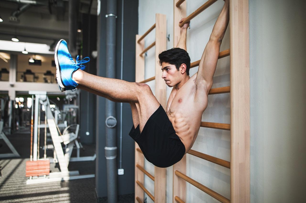 Ćwiczenia przy drabince – sposób na zdrowy kręgosłup
