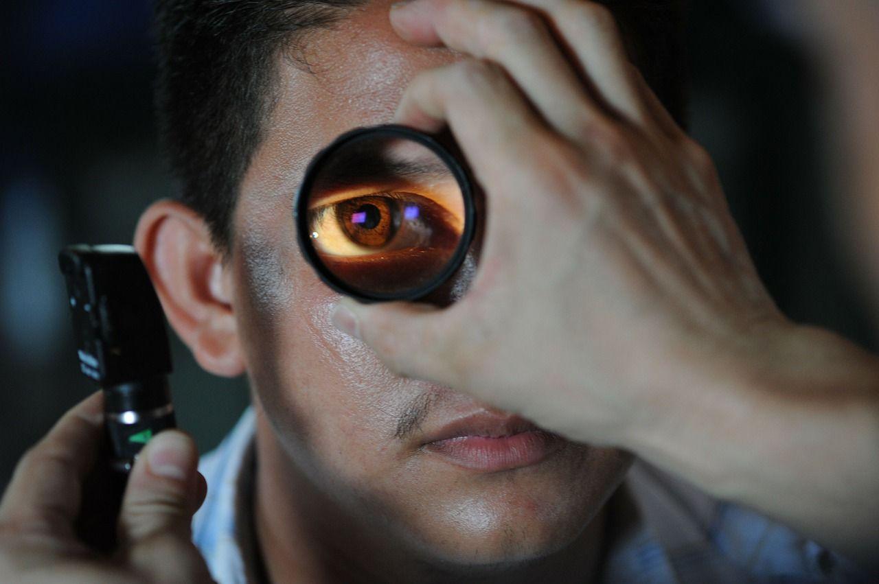 Zabiegi poprawiające wzrok