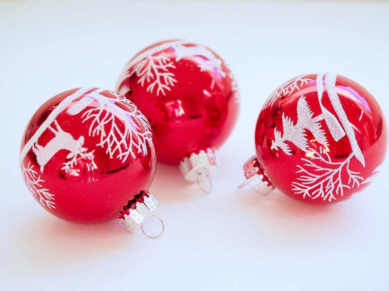 Top 3 bożonarodzeniowych ozdób