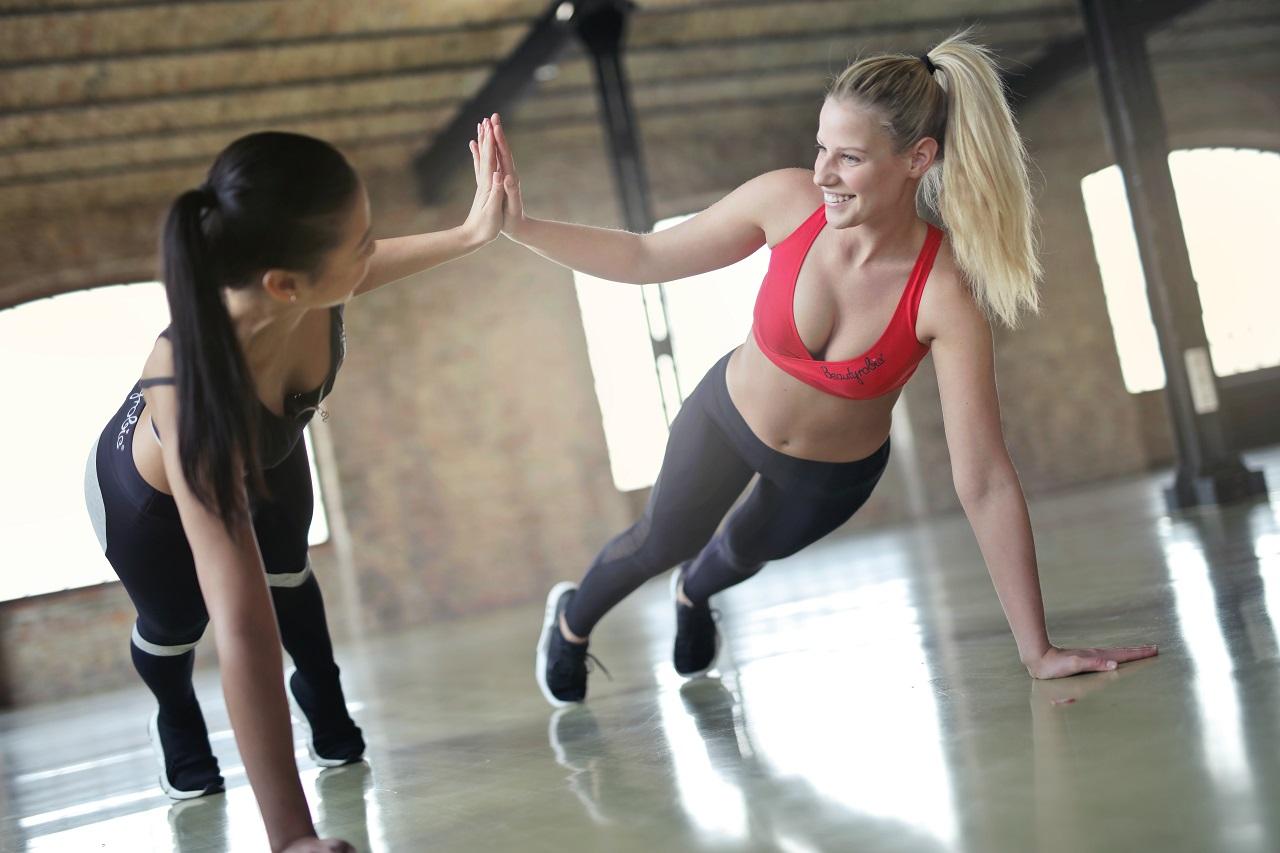 Wygoda podczas treningu – co ją zapewni?